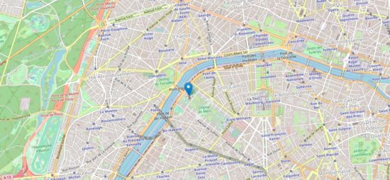 Les alternatives au service Google Maps pour un site web